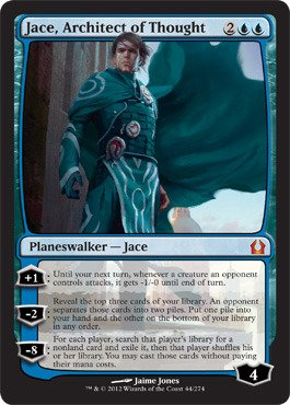 Magic: the Gathering - Jace, Architect of Thought (44), used for sale  Delivered anywhere in USA