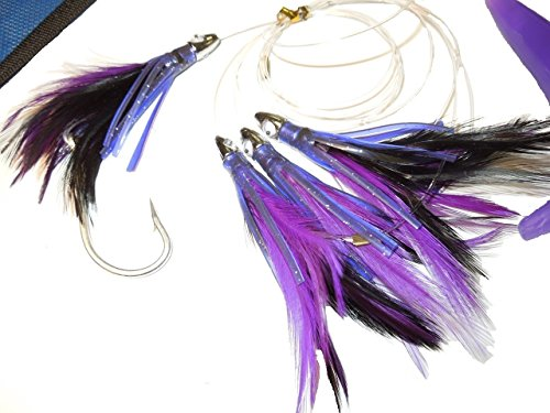 EATHER WITH BIRD FISHING LURE (Daisy Bird Chain)