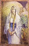 Queen Esther - Canvas Giclee - Select a Size - (23'' x 36'')