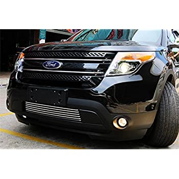 Hubcaps Plus Chrome Grille Overlay Insert For