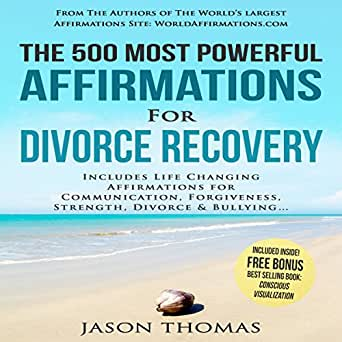 Best books on divorce recovery