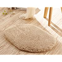 Singtryee Soft Arctic velvet Carpet Indoor Shaggy Area Rugs Children Play Carpet For Living & Bedroom Sofa (31x47, light tan)