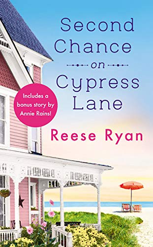Book Cover: Second Chance on Cypress Lane: Includes a Bonus Novella