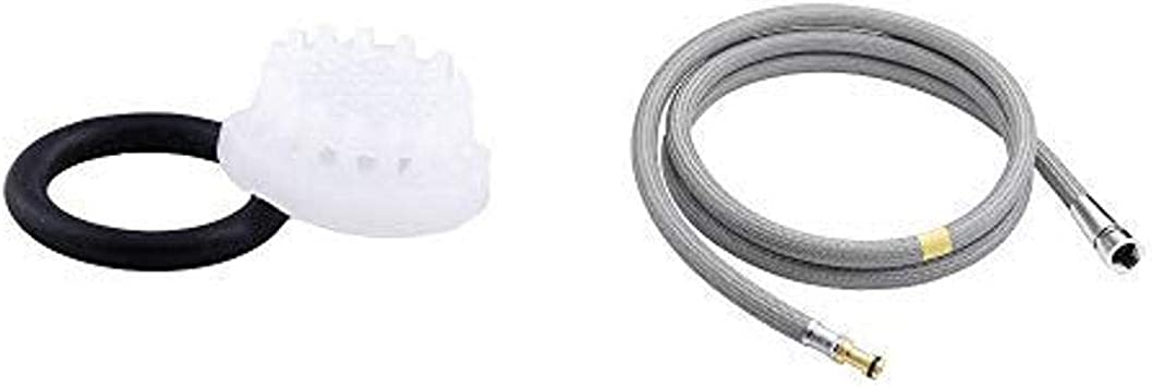 Moen 141025 Replacement Part O Ring Kit And Moen Replacement Hose Kit For Moen Pulldown Kitchen Faucets Amazon Com