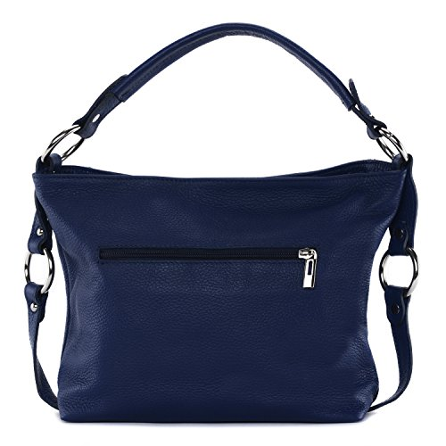 OH MY BAG S, Borsa a spalla donna Compatto blu royal