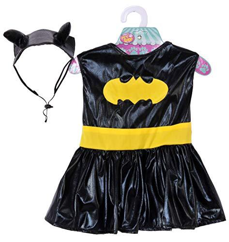 DC Comics Pet Costume, X-Large, Batgirl - http://coolthings.us