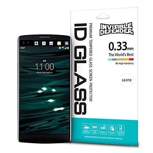 12 opinioni per Pellicola Protettiva dello Schermo LG V10- Invisible Defender Glass [Vetro