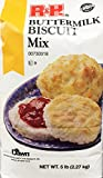 5 Pounds RH Buttermilk Biscuit Mix No Trans Fat Restaurant Quality