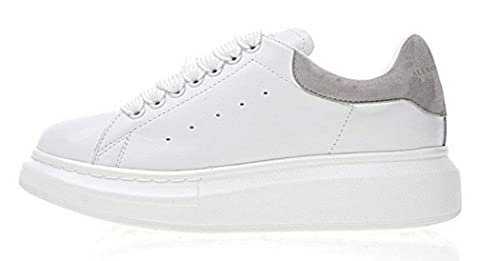 Alexander McQueen Oversized Runner Sole 462214Whfbu9042 Grey Scarpe Running Uomo  Donna  Amazon.it  Scarpe e borse 7eb7b6df195