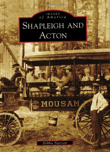 Shapleigh and Acton (Images of America) ebook