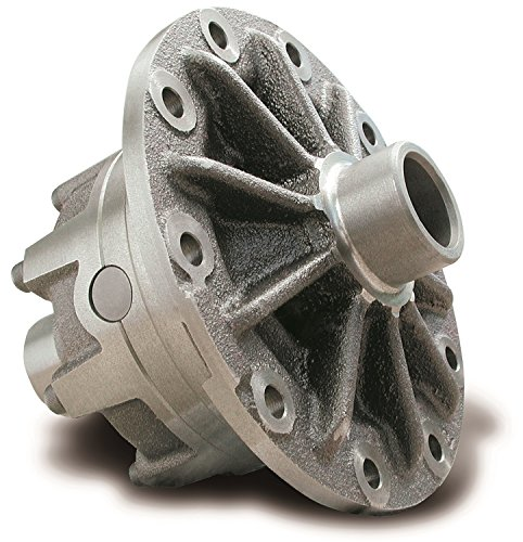 Eaton Differentials 162C56A Detroit Locker Differential; 27 Spline; 1.14 in. Axle Shaft Diameter; 3.54 And Up Ring Gear Pinion Ratio; Front Dana 35/Reverse; Rear Dana 35;