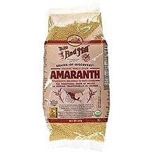 Bob's Red Mill Organic Amaranth Grain, 680 gm
