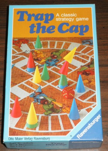 Trap the Cap A Classic Strategy Game