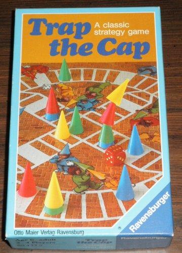 Trap the Cap A Classic Strategy Game