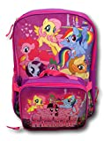 My Little Pony Backpack with Detachable Insulated Lunch Bag