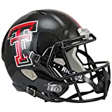 Texas Tech Red Raiders Officially Licensed NCAA Speed Full Size Replica Football Helmet