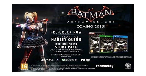 Batman: Arkham Knight - Harley Quinn Story Pack (Xbox One) by ...