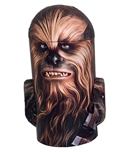 Coin Bank Chewbacca Metal 348027 1