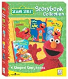 Sesame Street Storybook Collection: 4 Shaped Storybooks Review and Comparison