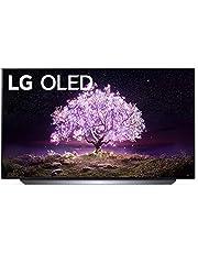 """$1517 » LG OLED55C1PUB Alexa Built-in C1 Series 55"""" 4K Smart OLED TV (2021) (Renewed)"""