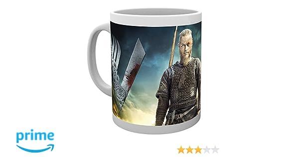 GB eye LTD, Vikings, Viking, Taza: Amazon.es: Hogar