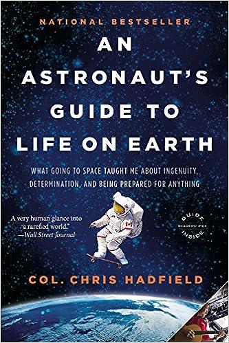 Chris Hadfield Book