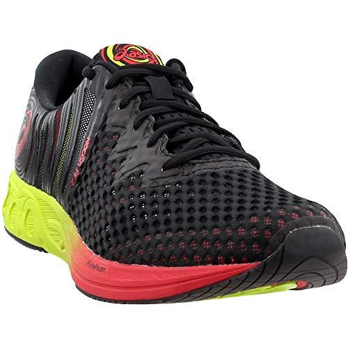 ASICS Mens Noosa Ff 2 Running Athletic Shoes, Black, 12