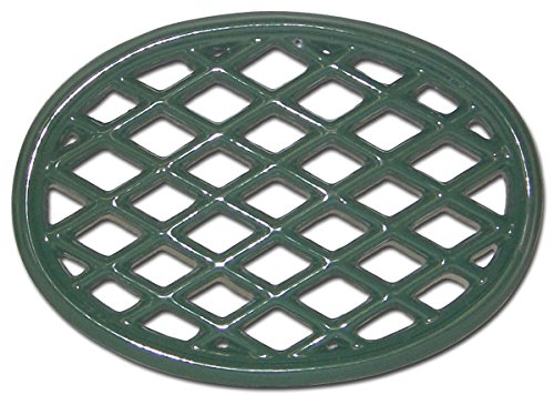 John Wright 33343 Forest Green Lattice Trivet ()