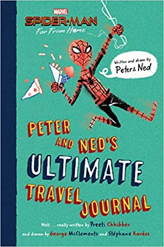 Amazon com: Spider-Man: Far From Home: Peter and Ned's