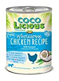 Party Animal - Coco Licious - Wholesome Chicken Recipe - Dog Recipe - Pack of 12 Cans - 13oz.