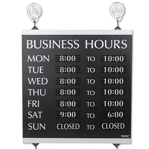 USS4247 - Century Series Business Hours - Hours Century City