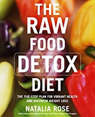 Why you're going to love The Raw Food Detox Diet   You will . . .  never count calories, fat grams, or carb grams, or measure foods again; see results even without deliberate exercise; eat liberal amounts of rich, satisfying foods; and open ...