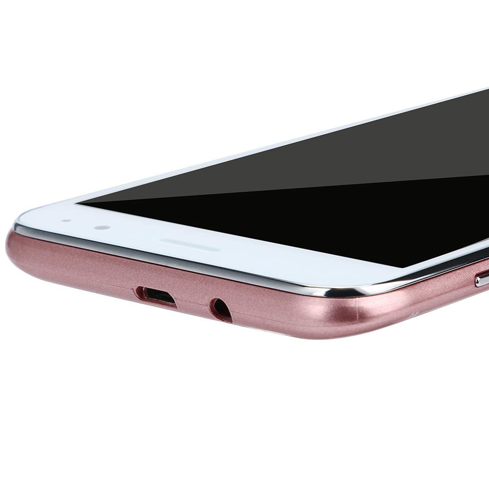 Unlocked Smartphone Cellphone, 5.7 inch Dual SIM Dual HD Camera Cell Phone Android 5.1 256M+512M GPS 3G Mobile Phone (Rose Gold, P113) by Aritone (Image #6)