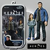 Heroes Matt Parkman Action Figure - Heroes Series 2 - Mezco