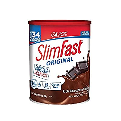 Slim Fast Canister