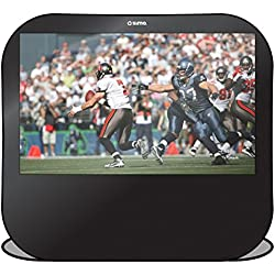 "Sima XL-84POP 84"" Pop Up Instant Portable Projection Screen, Black"