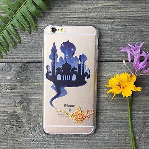 - Magic Genie Lamp iPhone Case for 5, SE, 5s, 6, 7, 8, 6 Plus, 7 Plus, 8 Plus, X