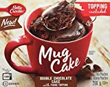 Betty Crocker Mug Cake Double Chocolate Cake With Fudge Topping, 266 Grams
