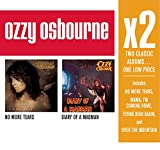 Ozzy Osbourne: X2 [No More Tears/Diary of a M (Audio CD)