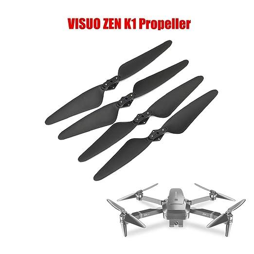 BeesClover Vi-SUO ZE-N K1 GPS RC, hélices de Repuesto para dron Vi ...