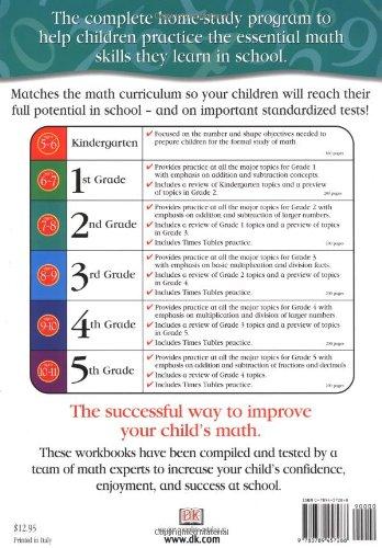 Math Made Easy: Second Grade Workbook (Math Made Easy): DK ...
