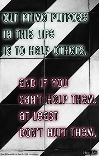 Youth Change Workshops Inspirational Anti-Bullying, Be Kind Student Poster (Poster #566)