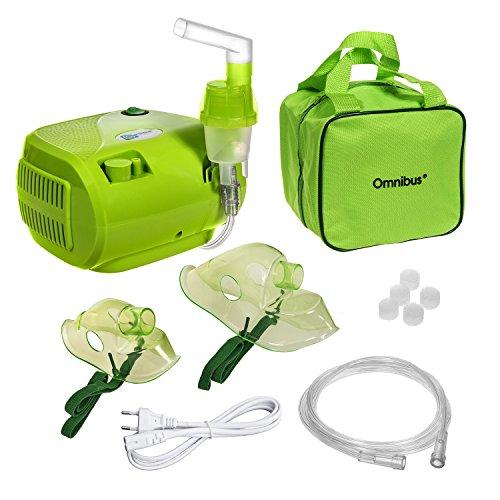 🥇 Omnibus BR-CN116B – Inhalator nebulizador