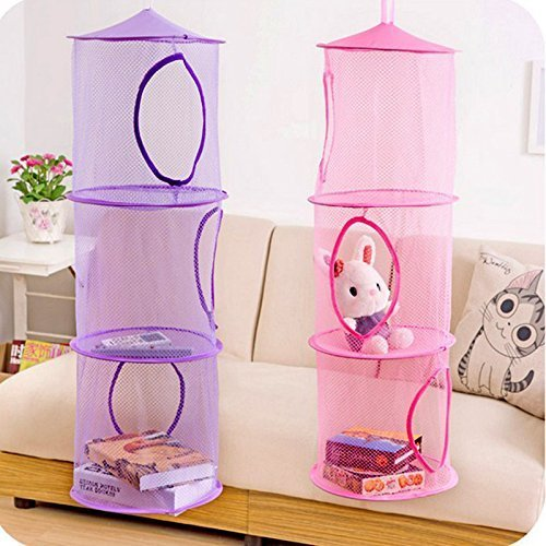 Hanging Kids Toy Organizer