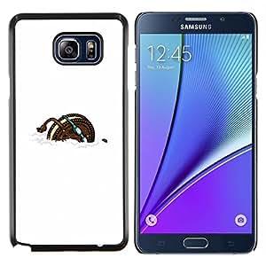 Stuss Case / Funda Carcasa protectora - Cookies Deporte divertido de la historieta - Samsung Galaxy Note 5