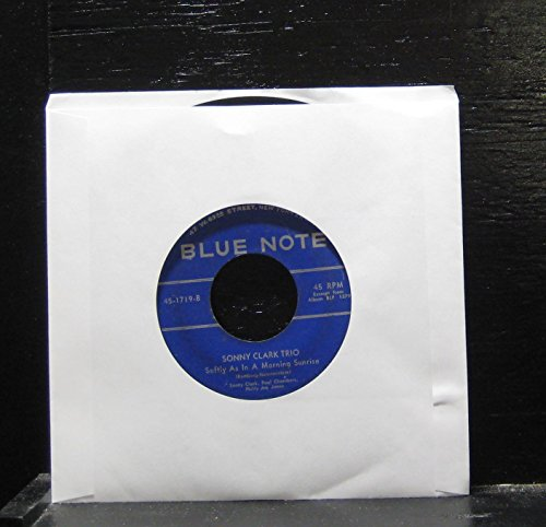 """John Coltrane / Sonny Clark Trio - Speak Low / Softly As In A Morning Sunrise - 7"""" Vinyl Record"""
