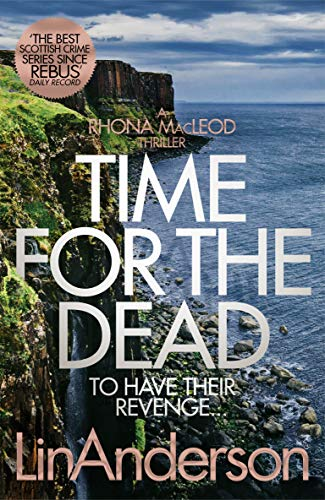 Time for the Dead (Rhona MacLeod) by [Anderson, Lin]