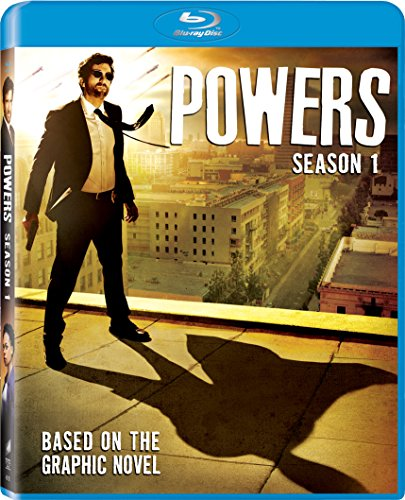 - Powers: Season 1 [Blu-ray]