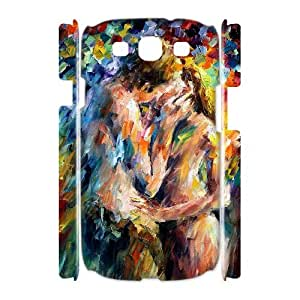 PCSTORE Phone Case Of The Kiss For Samsung Galaxy S3 I9300