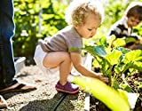 Vremi 9 Piece Garden Tools Set - Gardening Tools